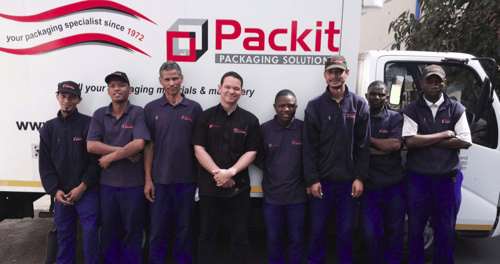Packit Distribution and Warehouse Team