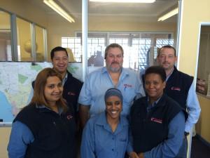 Packit Sales Team - Maitland