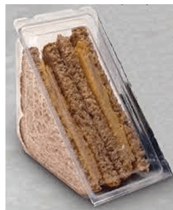 Sandwich Wedges