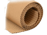 Corrugated Cardboard Rolls - SFK