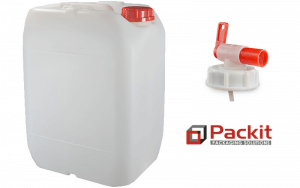 25L Plastic Water Containers